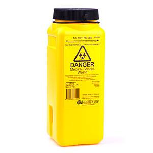 Sharp's Container with Screw Lid (1.4L)