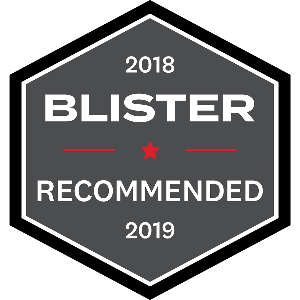 2019 Blister Recommended