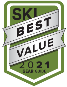 2021 Ski Magazine Best Value Award