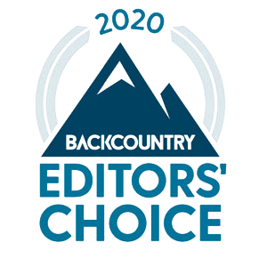 Backcountry Magazine Editors Choice 2020
