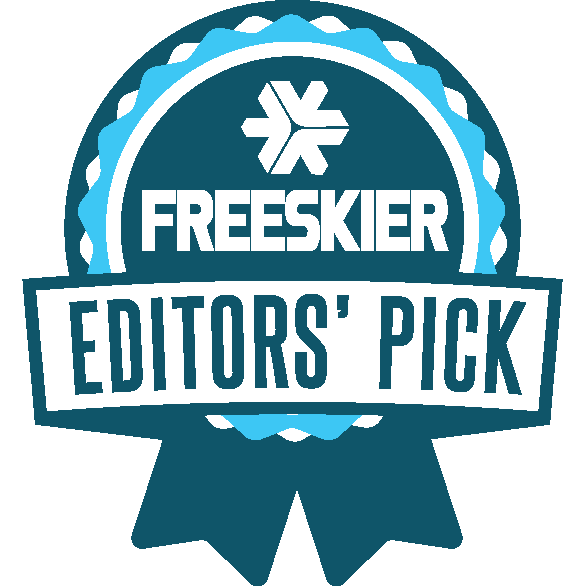 2017 Freeskier Editors Pick