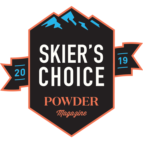 2019 Powder Magazine Skier's Choice