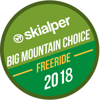 2018 Skialper Big Mountain Choice