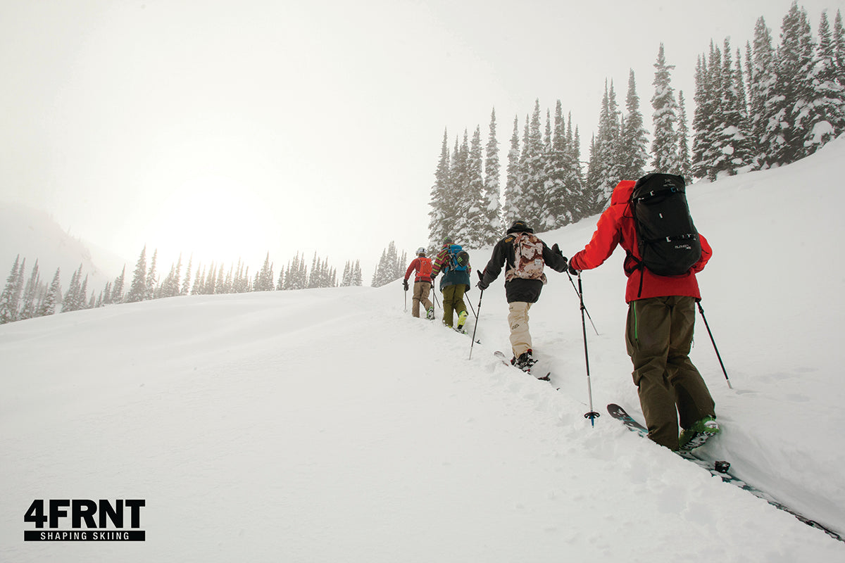 4FRNT Backcountry Skiing Touring