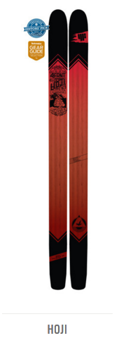 4FRNT Hoji Backcountry Touring Ski
