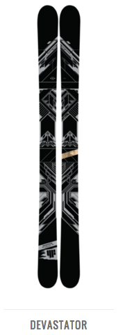 4FRNT Devastator Backcountry Touring Ski