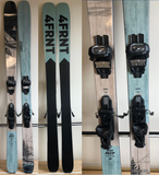 Demo Skis With Bindings
