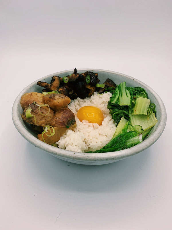 Sushi Rice Bowl (Donburi) - Illuminate Food