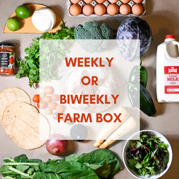 Weekly or Biweekly Illuminate Farm Box