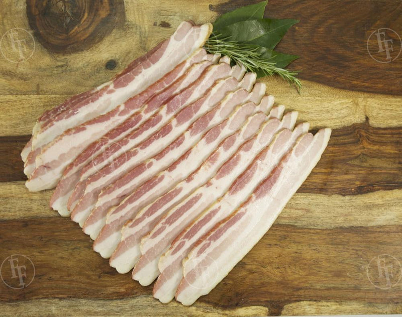 Heritage Pork Bacon from Cotton Cattle
