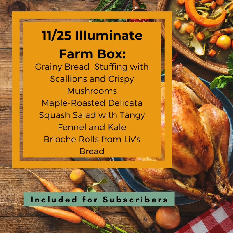 11/25 Illuminate Thanksgiving Box