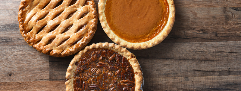 Pre-Order Thanksgiving Pie (Closed)