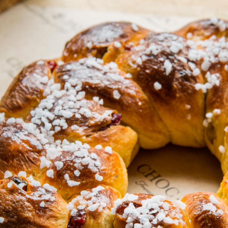 Easter Brioche from Choc O Pain