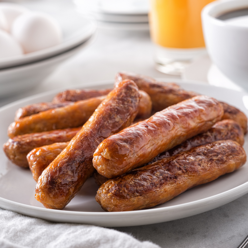 Maple Breakfast Sausage from Cotton Cattle