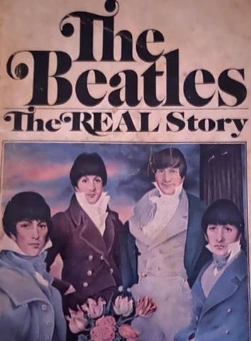 The Beatles The Real Story Book