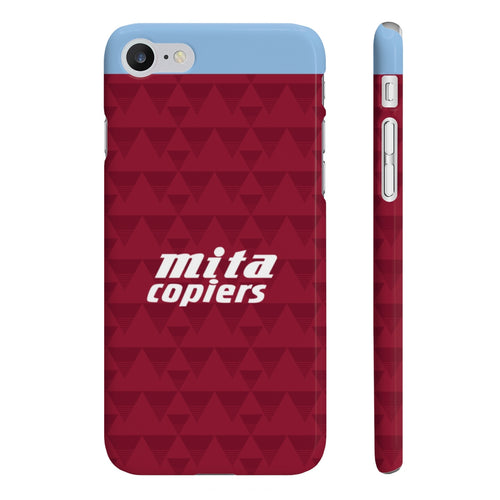 Aston Villa 90s Phone Case
