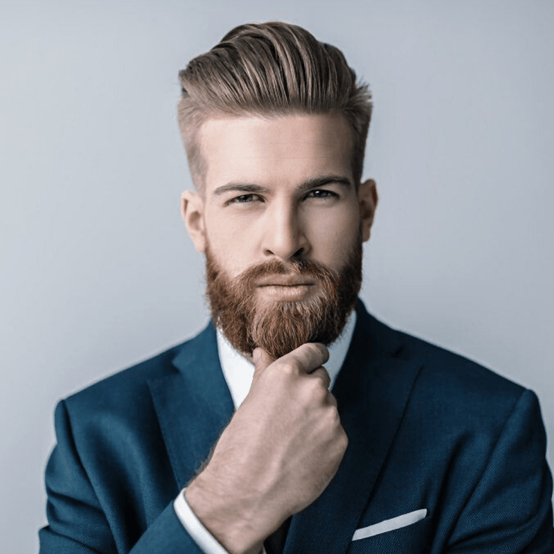 The beard is the fashion squeak of the past few years. If before, bearded men were mainly those who were simply lazy to constantly shave.