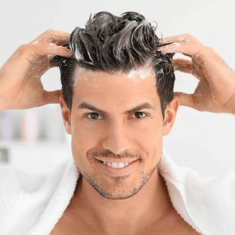 Men! Do You Care Your Hair Well!