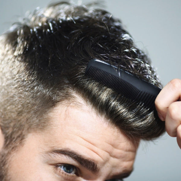 Enclosure of hair follicles: Hair follicles are largely clogged by styling products, as well as by natural scalp oils and dead cells that accumulate. This makes the new hairs produced thinner and weaker.