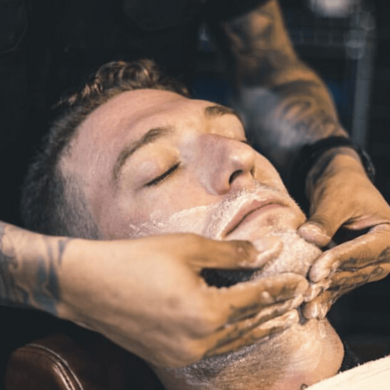 Treat Your Beard with Massages, Compresses And Masks