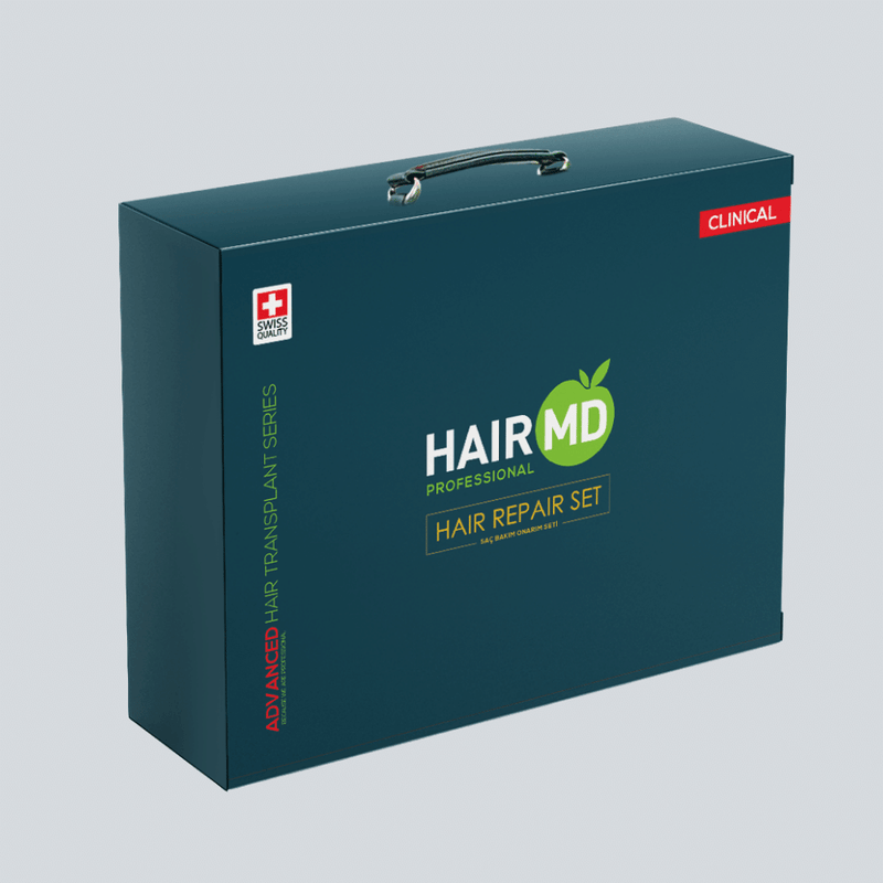 After Hair Transplant Special Set of Three, crownhairtr,