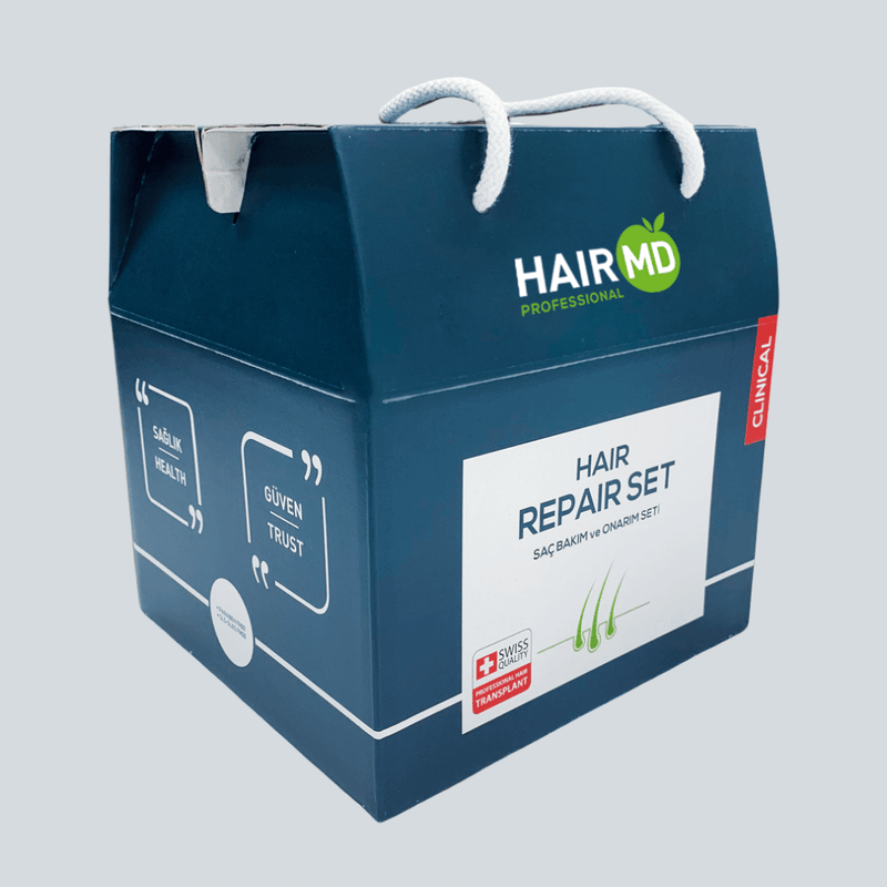 After Hair Transplant Hair Repair Set 3 Month, crownhairtr,