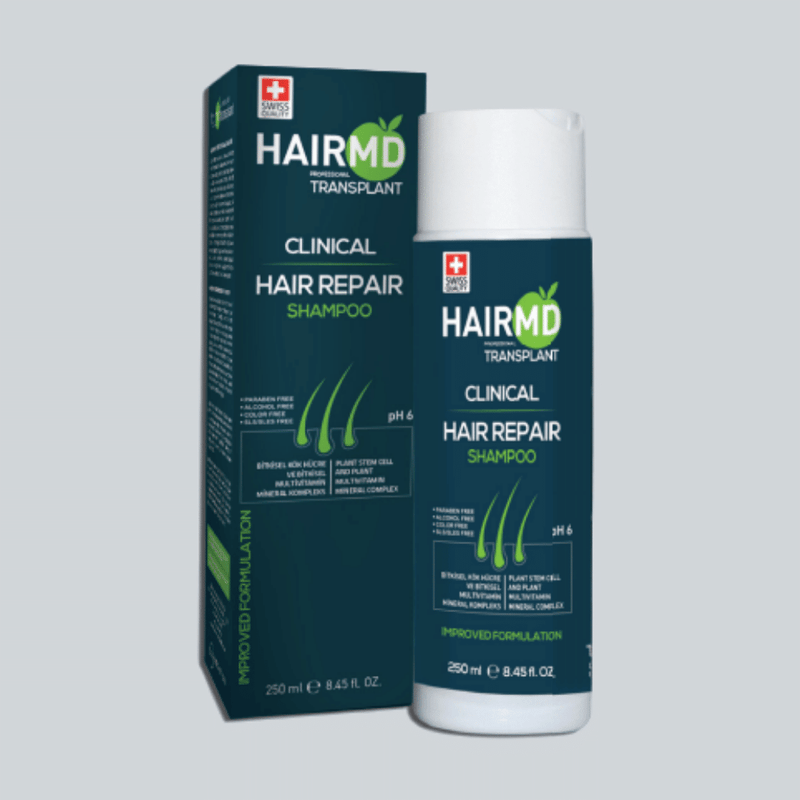 After Hair Transplant Hair Repair Shampoo 250 ml, crownhairtr,