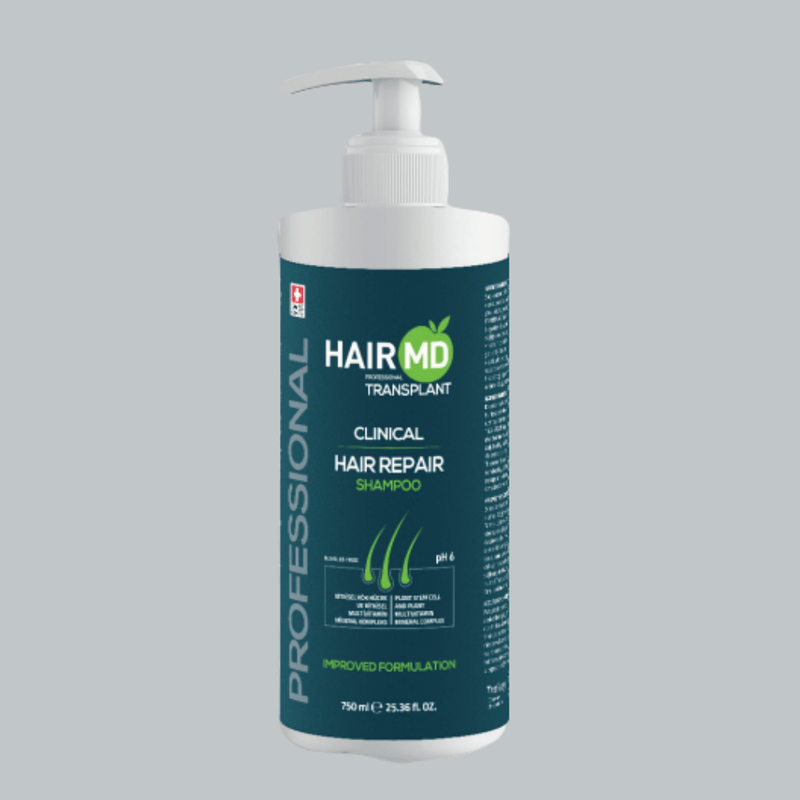 After Hair Transplant Hair Repair Shampoo 750 ml, crownhairtr,