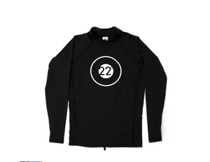 22 Degrees Rashguard
