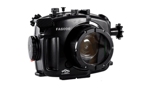Fantasea Camera Housing FA6000 SET w/ ports
