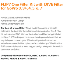 Load image into Gallery viewer, FLIP7 1 Filter Kit