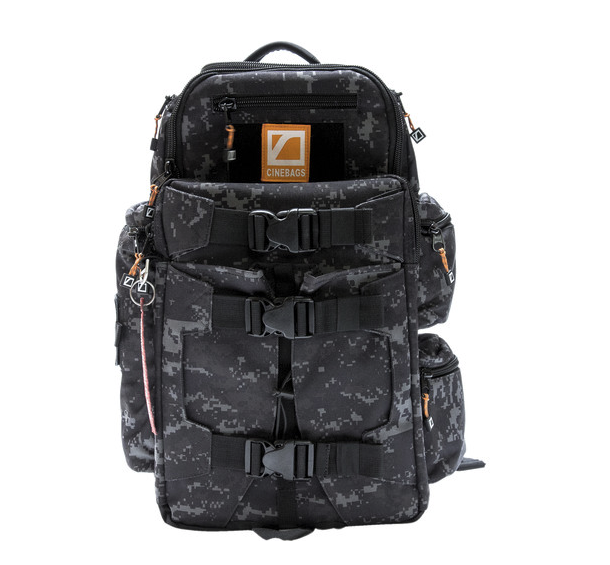 CineBags CB25 Revolution Backpack (Camo)