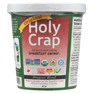 Dragons' Blend Cereal - Single Serve - Holy Crap