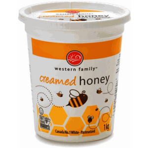 Creamed Honey - Western Family