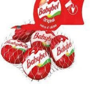 Babybel Cheese 6 pack