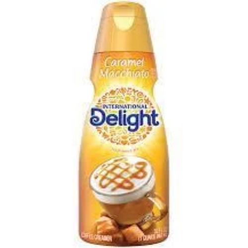 Vanilla Caramel Creamer - International Delight
