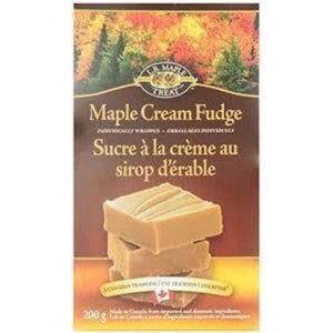 Maple Cream Fudge - L.B Maple Treat