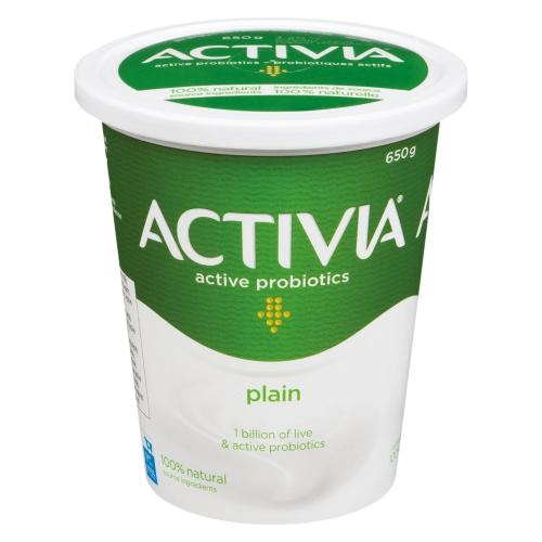 Plain Yogurt - Activia