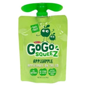 Apple Sauce Pouch - GoGo Squeeze