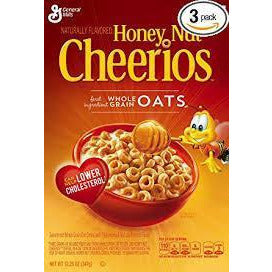 Honey Nut Cherrios - Honey Nut