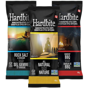 Hard Bite Chips - Indvidual Packs
