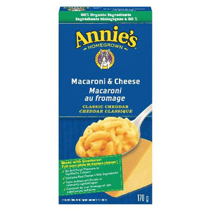 Mac and Cheese (Classic Cheddar) - Annie's Homegrown