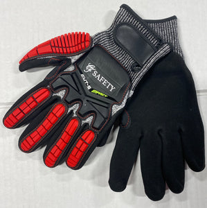 CUT 5 Impact Gloves