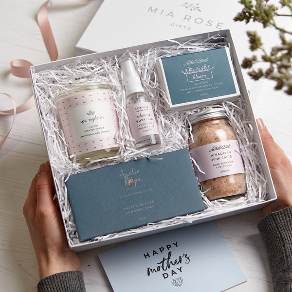 Design and make your own beautiful Mother's Day Hamper