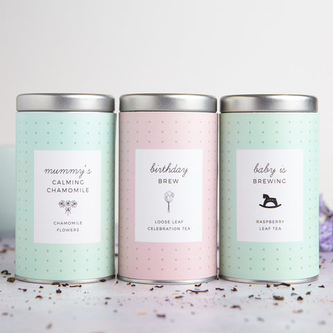 Luxury Occasion Teas