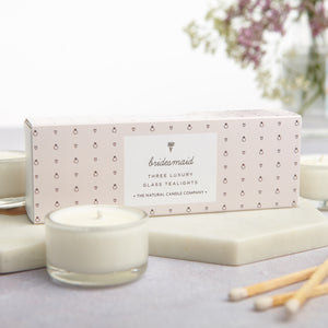 Bridesmaid Tealights