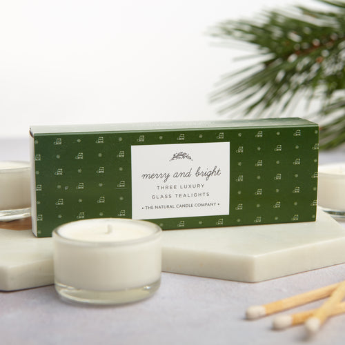 Christmas Tealights