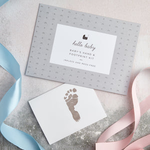 Hello Baby Hand & Footprint Kit