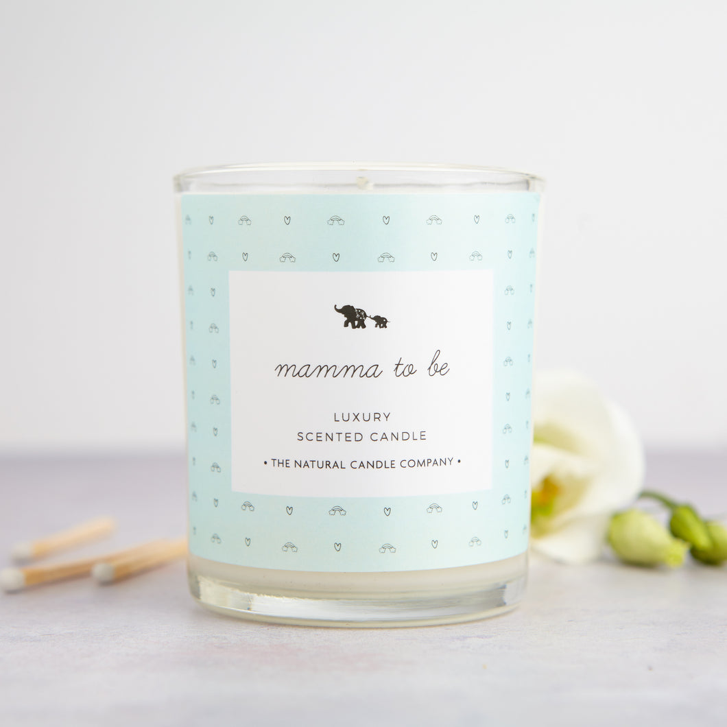 Mamma To Be Luxury Scented Candle
