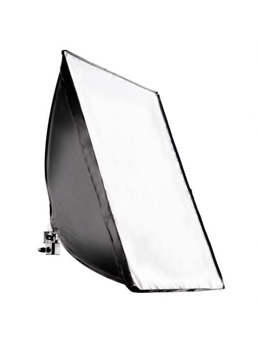 Mikrosat softbox with E27 socket (ETM-50x50)
